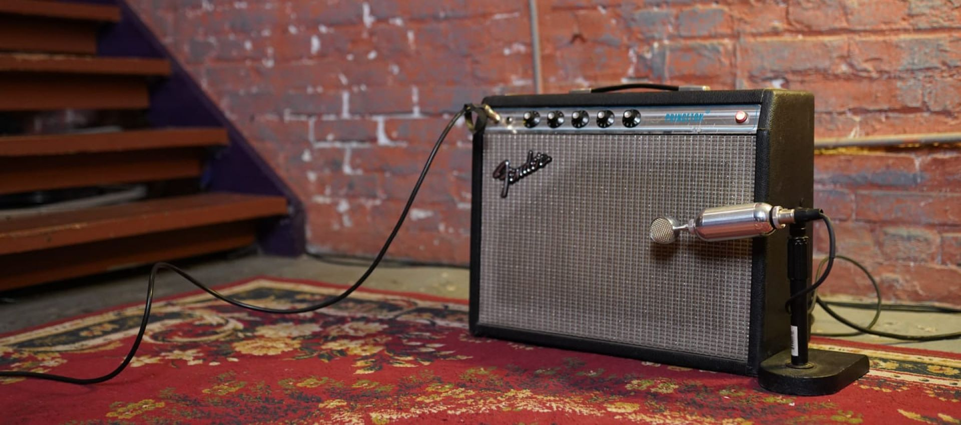 Recording the Perfect Tone. Any amp. Any time.