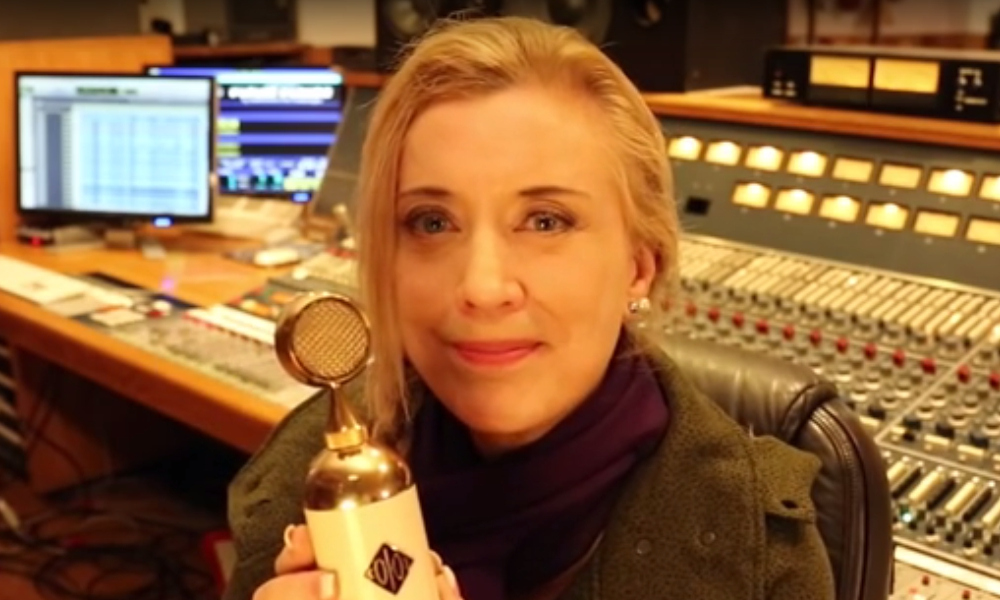 Sylvia Massy About Soyuz Mics
