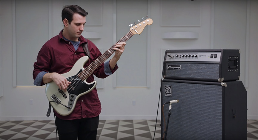 013 FET: Electric Bass