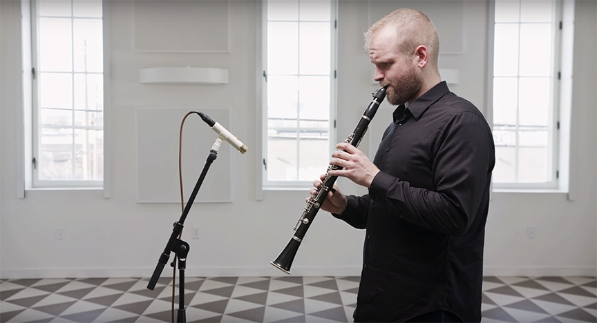 013 FET: Clarinet