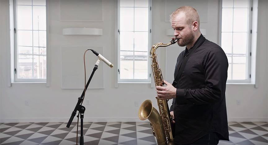 013 FET: Saxophone
