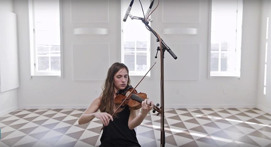 013 FET: Violin