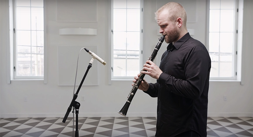013 TUBE: Clarinet