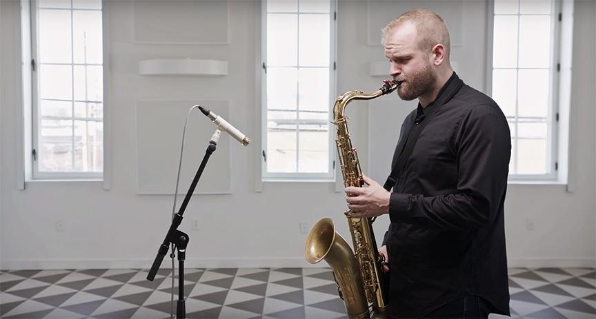 013 TUBE: Saxophone