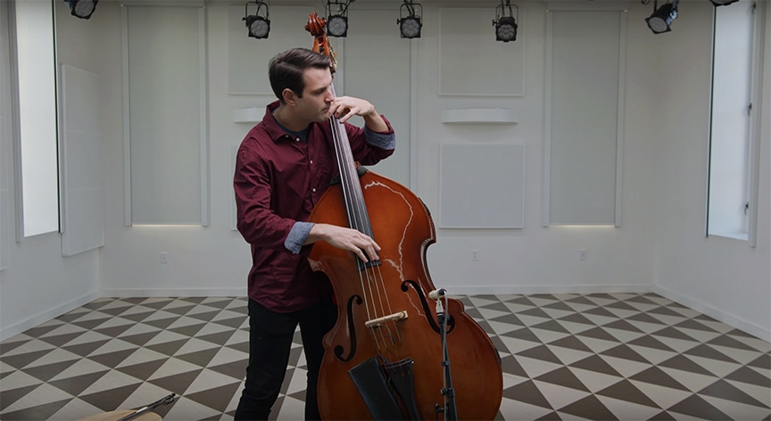 013 TUBE: Upright Bass