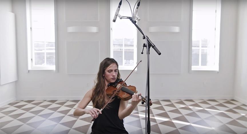 013 TUBE: Violin
