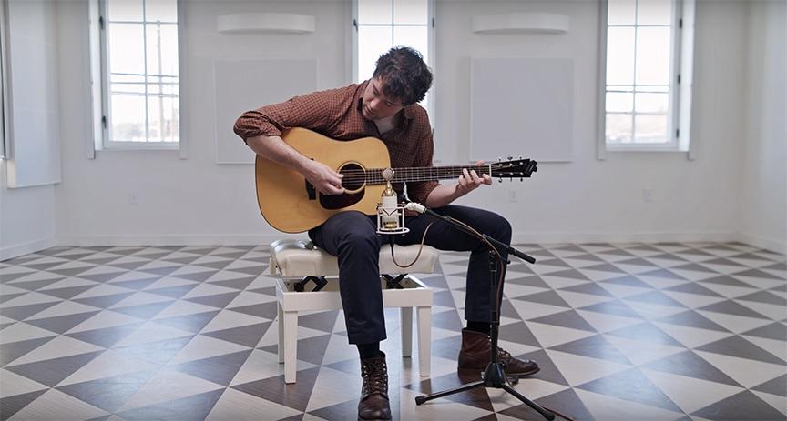 017 FET: Acoustic Guitar