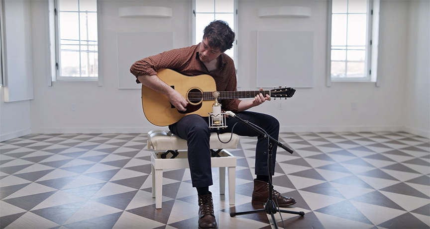 017 TUBE: Acoustic Guitar