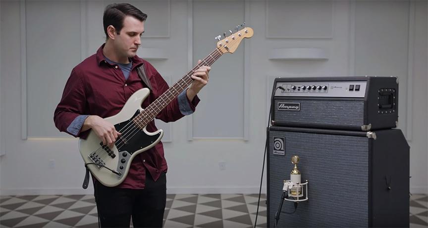 017 TUBE: Electric Bass