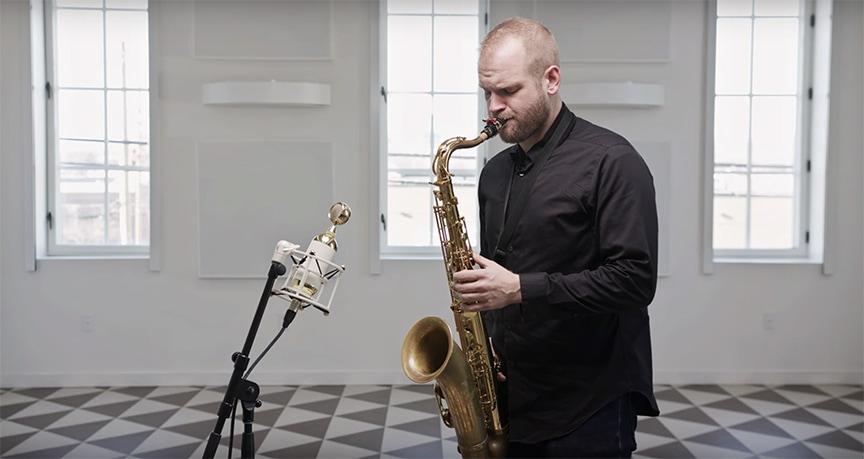 017 TUBE: Saxophone