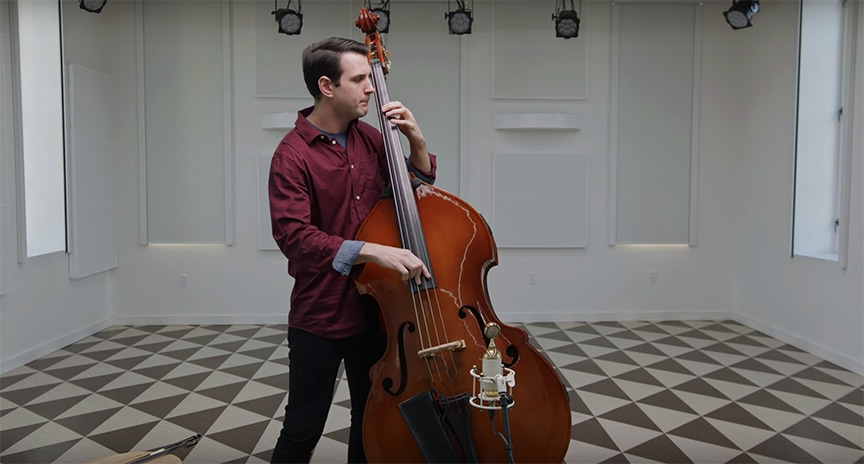 017 TUBE: Upright Bass