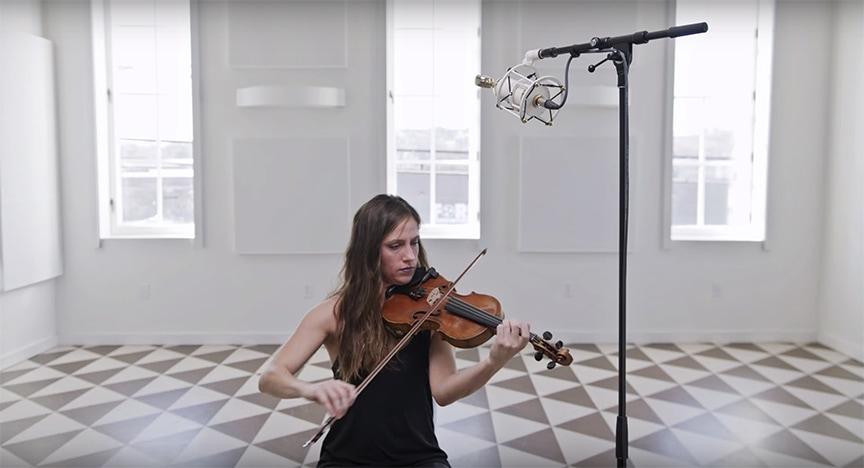 017 TUBE: Violin