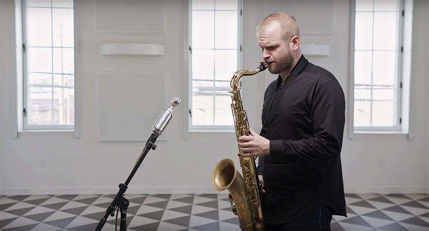 023 BOMBLET: Saxophone