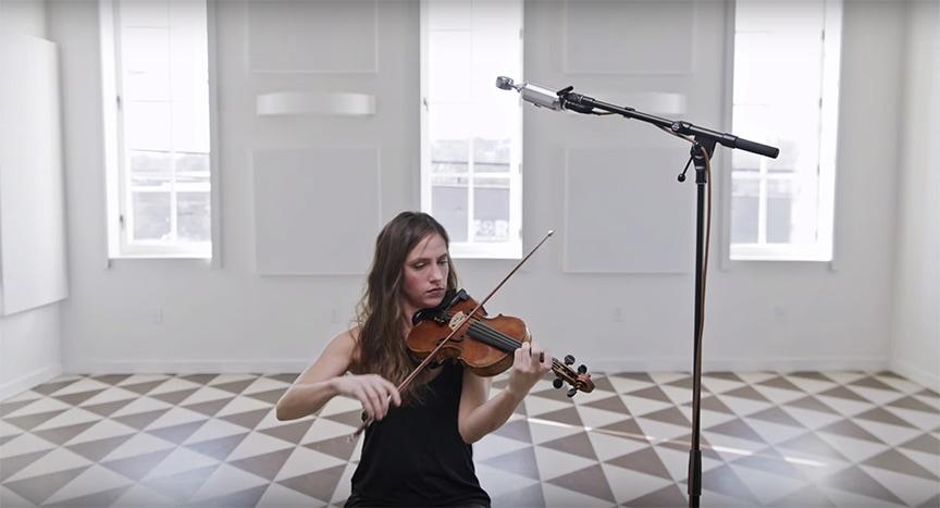 023 BOMBLET: Violin