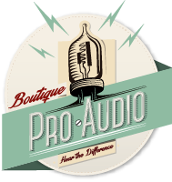 Boutique Pro Audio